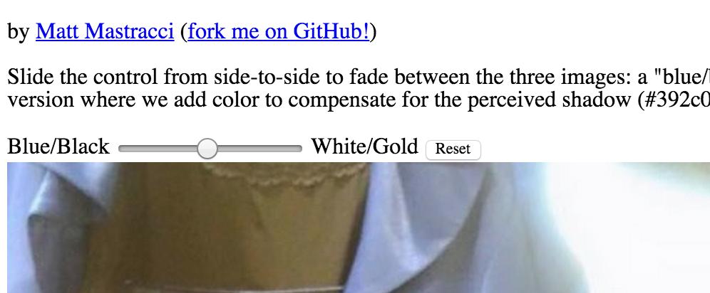 Opinionated Dress Color Simulator Grack